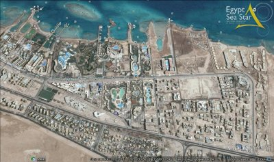 Sale of land in Hurghada, for the construction of a residential house