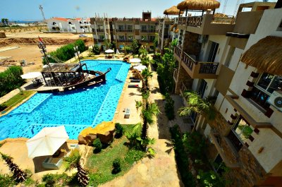 Jungle Hurghada. Apartments from the builder Hurghada. Magawish