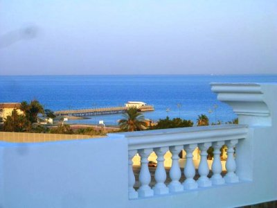 Aphrodita - residential complex near the sea. Hurghada. Egypt