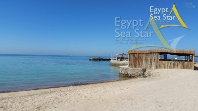 Beaches in Hurghada. Private Beach Da Vinci